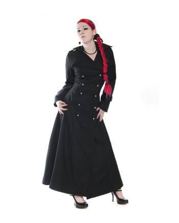 Gothic Coat With Double Row