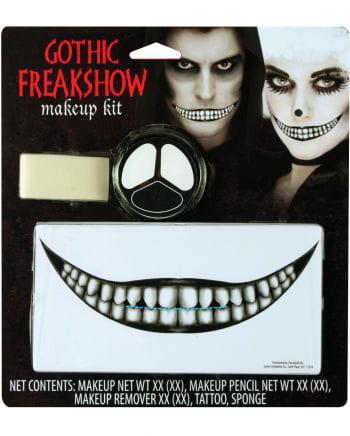 Gothic Freakshow Make-up Kit