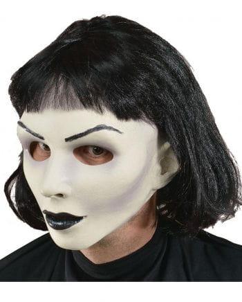 Gothic Girl Women's Mask