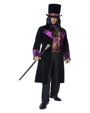 Dunkler Graf Vampir Kostüm XL