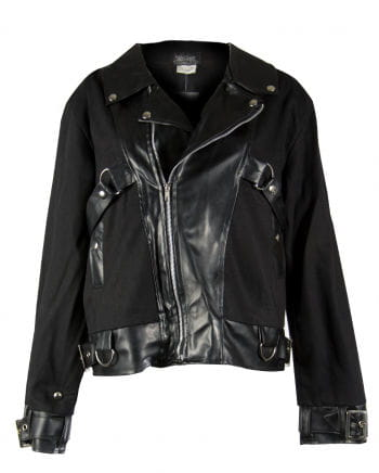 Black Gothic Rocker Jacket