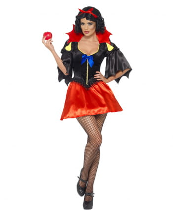 Gothic Snow White Costume