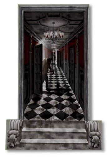 Gothic Horrorflur Wandfolie
