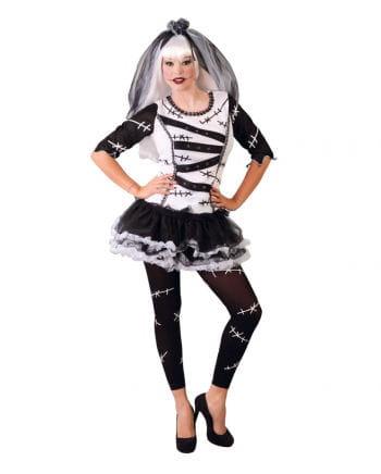 Gothic Monster Bride Ladies Costume