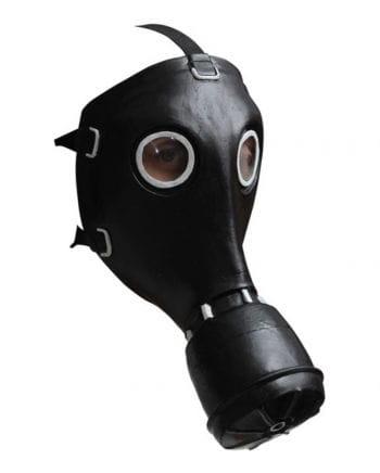 Schwarze GP-5 Gasmaske