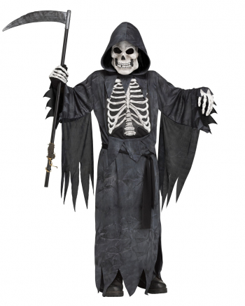 Grave Keeper Children Costume