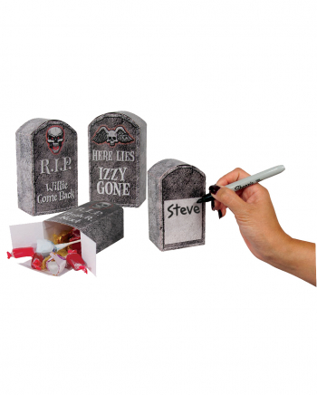 Gravestone Gift Boxes Set Of 3