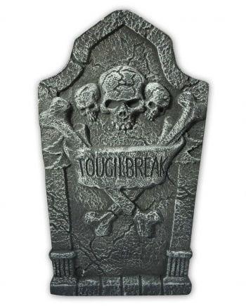 Totenschädel & Knochen Grabstein