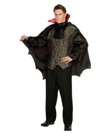Graf Edel Vampir Kostüm