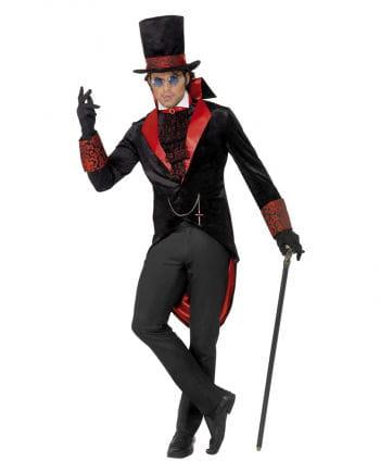 Dracula Kostüm mit Jacket