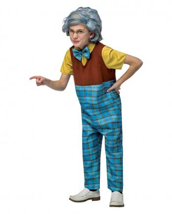 Grandpa Kids Costume
