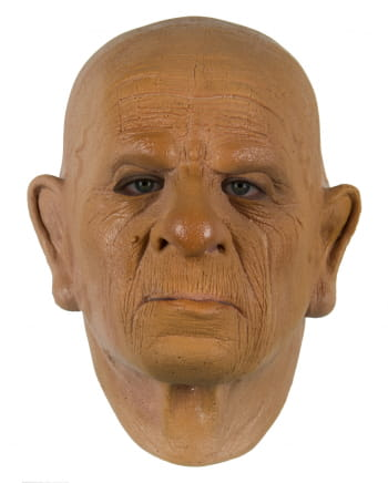 Grandpa Foam Latex Mask