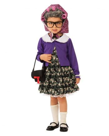 Großmutter Kostüm für Kinder