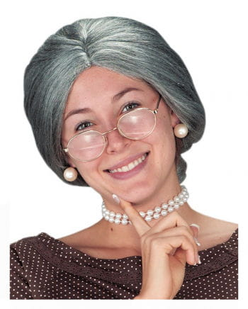 Granny wig with node