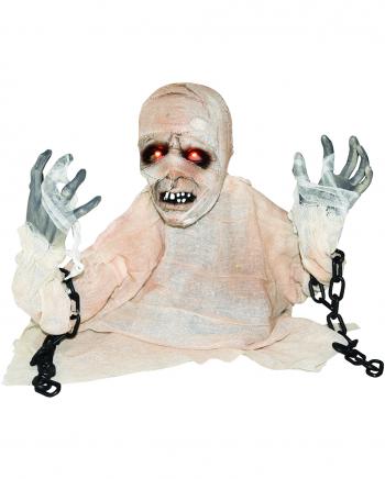 Mumie Halloween Animatronic 40cm