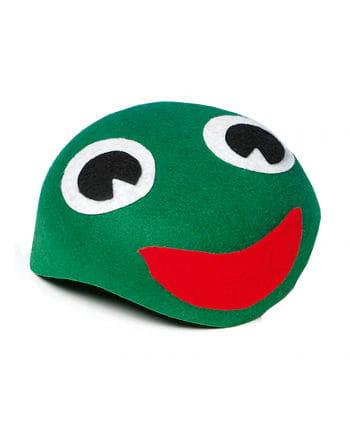 Frosch Kappe