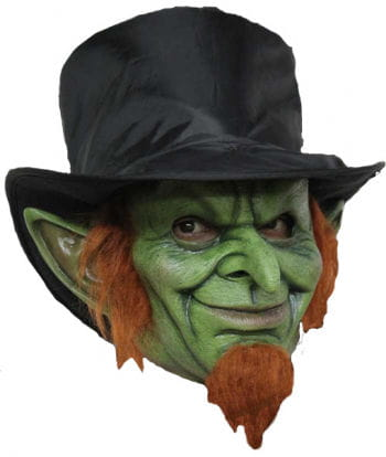 Leprechaun Mask Green