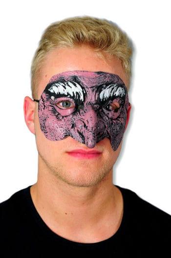 Witch Mask Purple