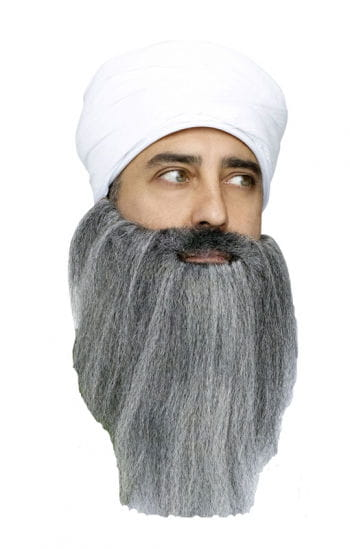 Edler Turban weiß