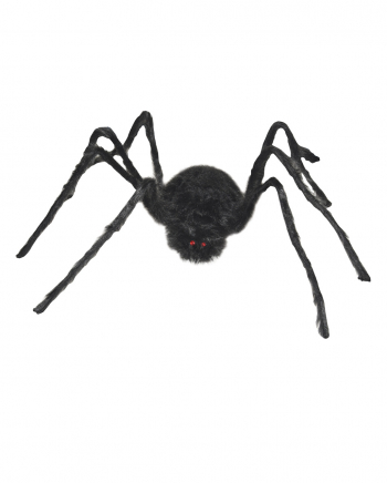Hairy Monster Spider With Fur 200 Cm