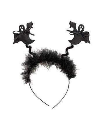 Haarreif schwarzer Geist