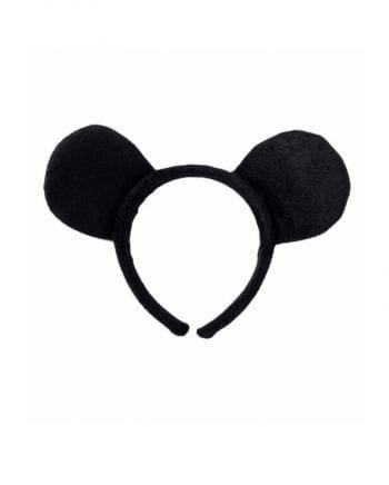 Schwarze Maus Ohren