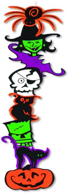 Hängegirlande Halloween