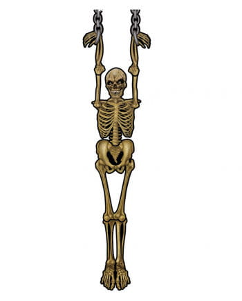 Hanging Skeleton Wall Decoration