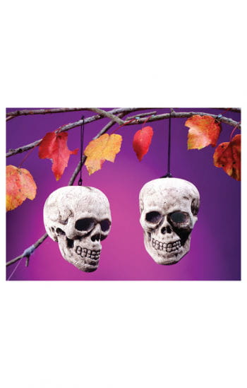 Hängender Skull