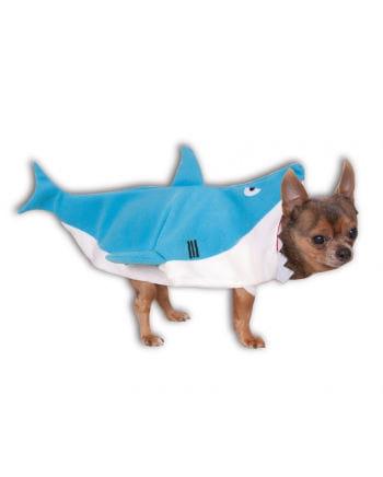 Haifisch Hundekostüm