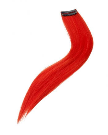 Hair Extensions FX Neon Red