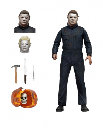 Halloween 2 - Michael Myers 18 cm Action Figur