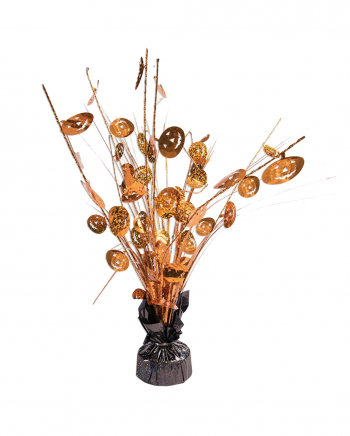 Halloween Table Decoration With Pumpkin Fountain 38 Cm