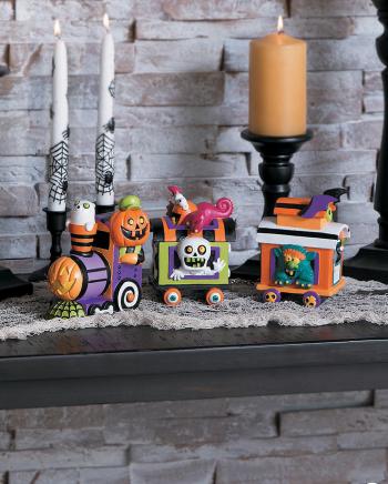 Monster Zug Halloween Dekoration