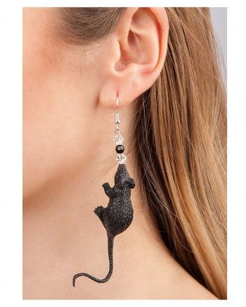 Ratten Ohrringe 2 St.