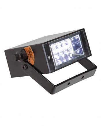 Stroboskop Licht mit Batterien