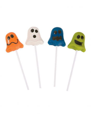 Lustige Halloween Geister Lollys