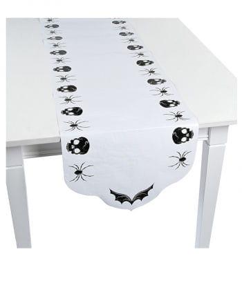 Halloween Tischläufer aus Papier