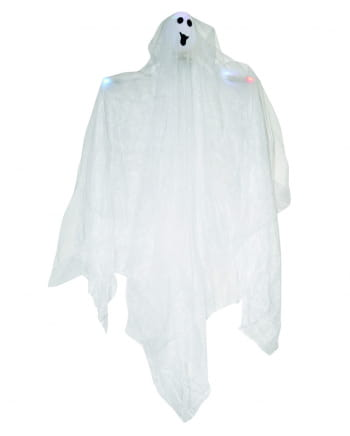 Halloween Hanging Ghost With LED´s 89 Cm