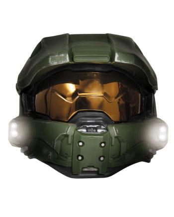 Deluxe Halo 3 Masterchief Helm mit Licht