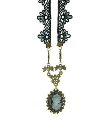 Necklace Camellia Lady