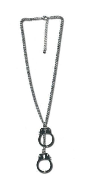 Halskette mit Handschellen