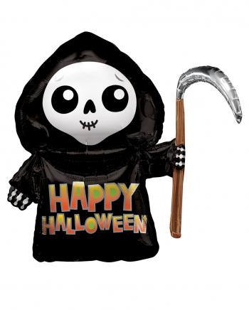 Happy Grim Reaper Foil Balloon