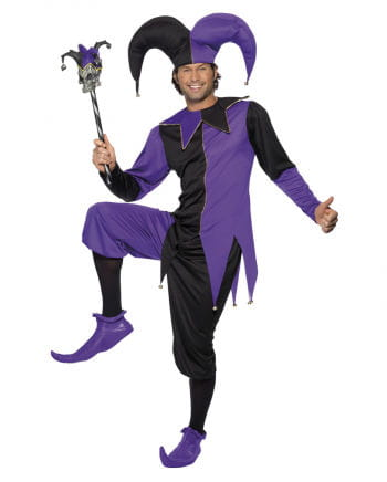 Harlekin Jester Kostüm