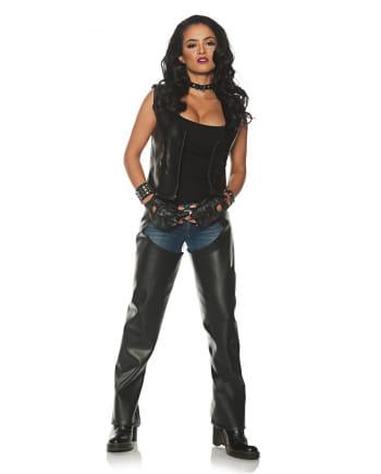 Harley Biker Frauenkostüm