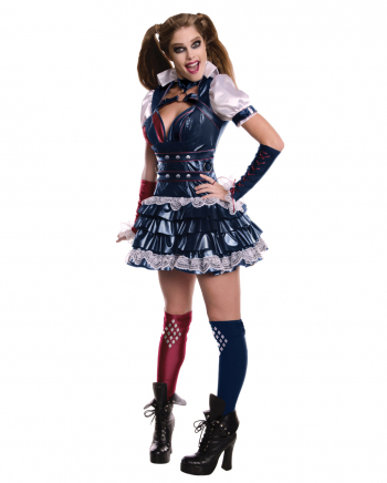 Harley Quinn Arkham Kostüm