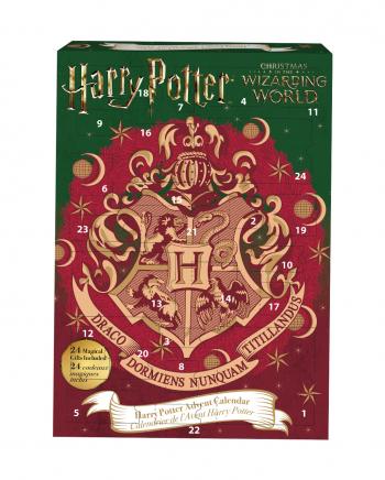 Harry Potter Adventskalender mit Merchandise