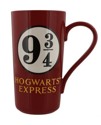 Kaffeebecher Harry Potter Gleis 9 3/4