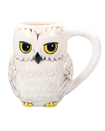 Harry Potter Hedwig 3D Cup