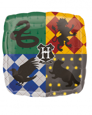 Harry Potter Hogwarts Foil Balloon
